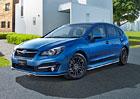 Subaru představuje Imprezu Sport Hybrid, zatím jen pro Japonsko