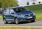 Volkswagen Sharan 2015: Jízdní dojmy z Německa