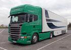 Scania R 450 Euro VI SCR: Méně nafty