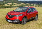 Renault Kadjar: J�zdn� dojmy z �eska