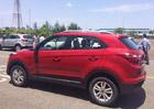 Hyundai Creta: Malý crossover přistižen v Čennaj