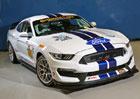 Ford představuje závodní Shelby GT350R-C
