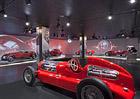 Alfa Romeo znovu otevírá muzeum Arese