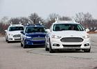 Ford rozvíjí autonomní řízení i 3D tisk