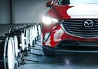 Reklamy, které stojí za to: Mazda CX-3 si zahrála na bicí
