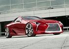 Lexus zřejmě oživí jméno SC, ponese jej kupé se základem sedanu LS