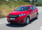 Honda HR-V pro Evropu: Dva motory, dvě převodovky