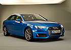 Audi A4 (B9): První statické dojmy z Německa