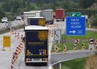 Papírové dálniční kupony má nahradit elektronický kamerový systém