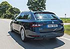 Škoda Superb III Combi 2.0 TDI (140kW): První jízdní dojmy zNěmecka