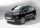 Evropským rodištěm Fordu EcoSport se stane rumunská Craiova