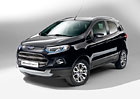 Ford EcoSport v konečné podobě pro Evropu