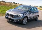BMW 2 Active Tourer eDrive: Velkoprostorov� plug-in hybrid z Mnichova