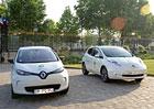 Renault-Nissan prodal 250.000 elektromobil�. Je to m�lo, nebo hodn�?