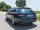 Škoda Superb III Combi 2.0 TDI (140 kW): První jízdní dojmy z Německa