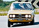 Čtyřdveřové divošky: Kompaktní sedany Alfa Romeo 1950-2012