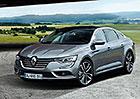Renault Talisman: Nástupce Laguny aLatitude přijíždí