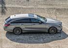 P��t� generace Mercedes-Benzu CLS pravd�podobn� p�ijde o variantu Shooting Brake