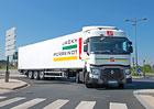 Renault Trucks T pro Jacky Perrenot