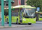 Autobusy Scania CNG míří do Norska
