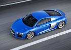 Audi R8 II: Na českém trhu za 4,2 milionu korun