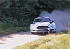 Video: Ott Tanak a jeho extr�mn� skok na WRC Rally Poland