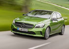 Mercedes-Benz A 160: Nový základ se 75 kW stojí 534.820 Kč