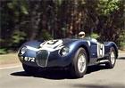 Jaguar C-Type: Legenda Le Mans na videu od Petrolicious