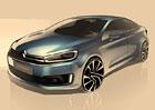 Citroën C-Quatre: První skici nového levného sedanu