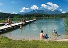 Teplá korutanská jezera