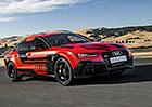 Audi RS 7 Piloted Driving Concept: Autonomn� Sportback shodil 400 kg