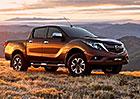 Mazda BT-50: Drobné změny vzhledu pro rok 2016
