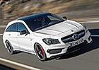 Mercedes-AMG CLA 45 a GLA 45: Další vrcholné kompakty posílily na 280 kW