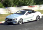 Spy video: Mercedes-Benz S Cabrio se proh�n� po Severn� smy�ce
