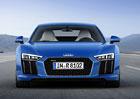 Audi R8 dostane přeplňovaný motor