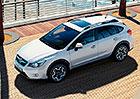 Subaru XV prodělalo lehký facelift, motorů se však netýká