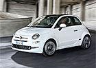 Modernizovaný Fiat 500: V Česku od září za 289.000 korun