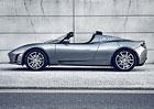 Tesla Roadster se za čtyři roky vrátí