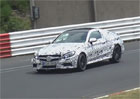 Špionážní video: Mercedes-AMG C 63 Coupe krouží na Nürburgringu