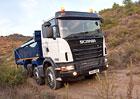 Scania za první pololetí letošního roku