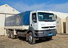 Renault Trucks pro Světový potravinový program