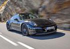 Porsche 911 facelift: Fotografie z testování prototypů (+video)