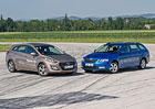 Hyundai i30 Kombi vs. �koda Octavia Combi