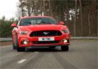 Video: Ford Mustang řádí v testovacím centru Lommel v Belgii