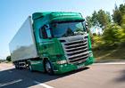 Scania řady R je flotilové nákladní vozidlo roku 2015