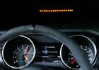 Shelby Mustang GT350 přijde s diodovým ukazatelem řazení ve stylu závodních vozů (+video)