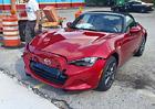Štěstí v neštěstí: Majitel první nabourané Mazdy MX-5 ND dostal od automobilky nový kus