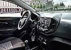 Lada odhaluje interiér produkční verze XRAY