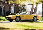 Maserati Ghibli: Jediný prototyp spyderu bude nabídnut v Monterey