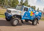 Kamaz-master Team představuje nový závodní speciál